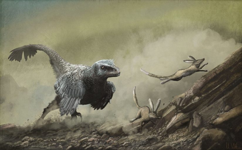 A renaissance is occurring in the way we render extinct species (Sciencemag.org)